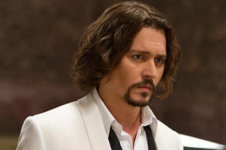 Johnny Depp em O Turista