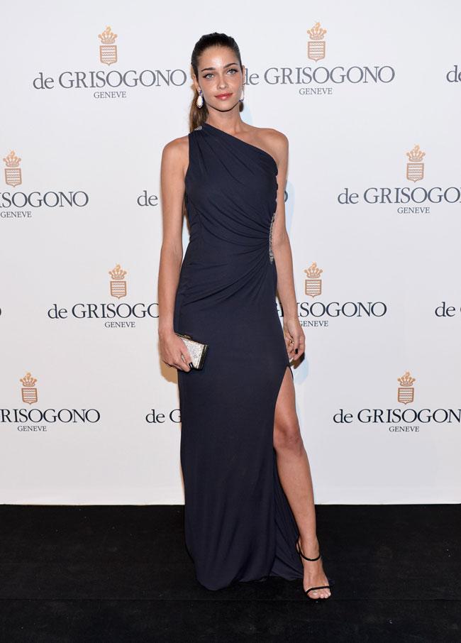 Ana Beatriz Barros no Festival de Cannes 2012