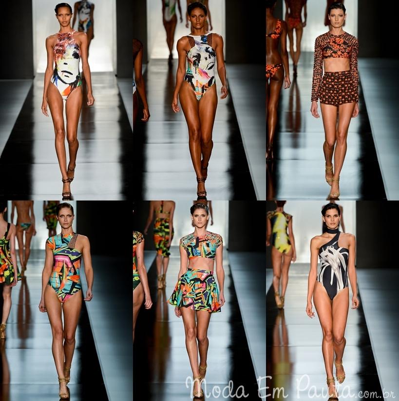 Lenny Fashion Rio Verão 2013