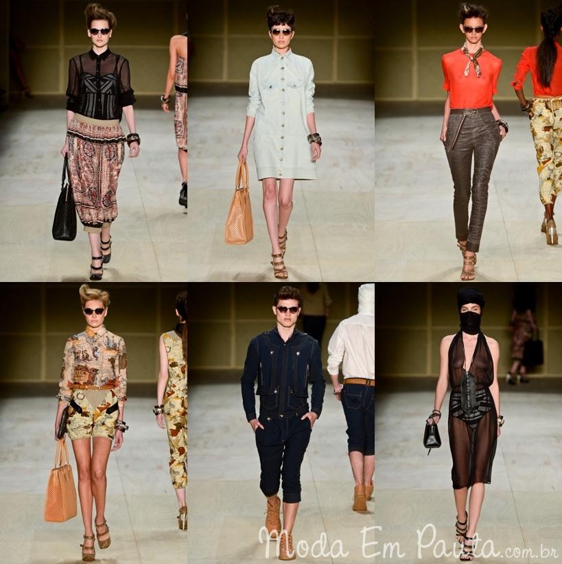 Herchcovitch Fashion Rio Verão 2013