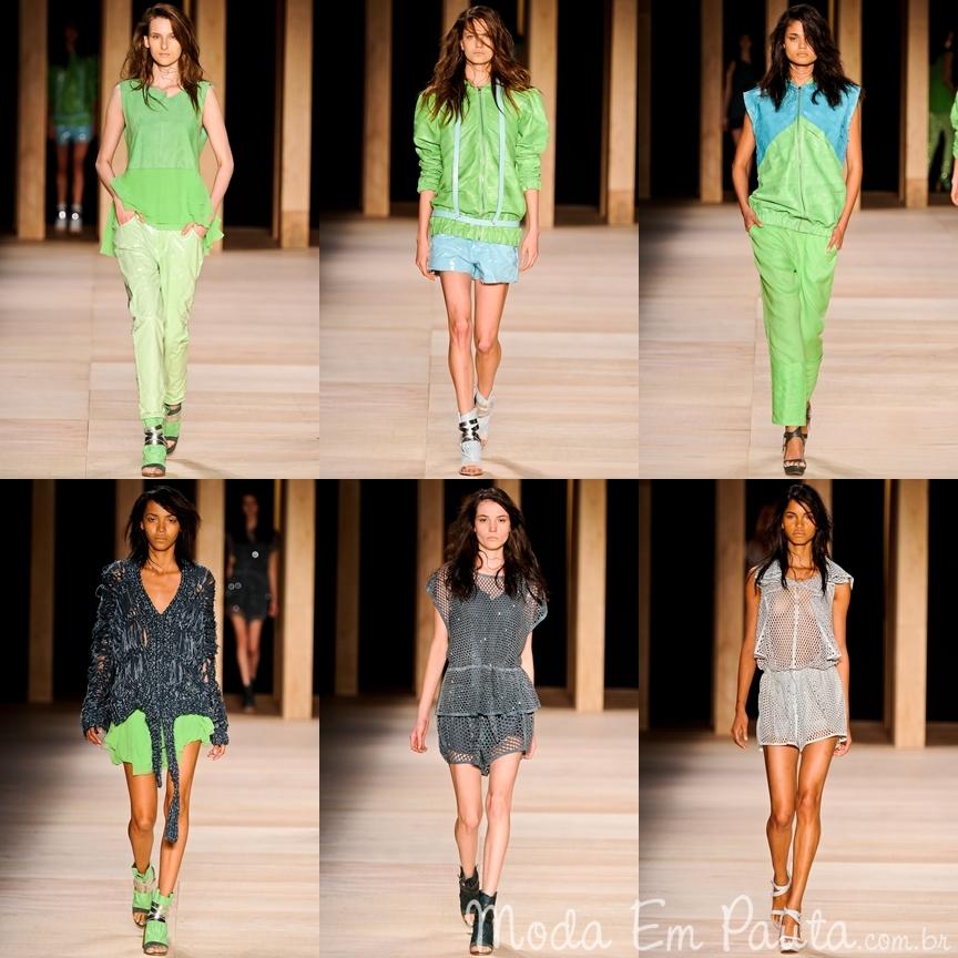 Ágatha - Fashion Rio Verão 2013
