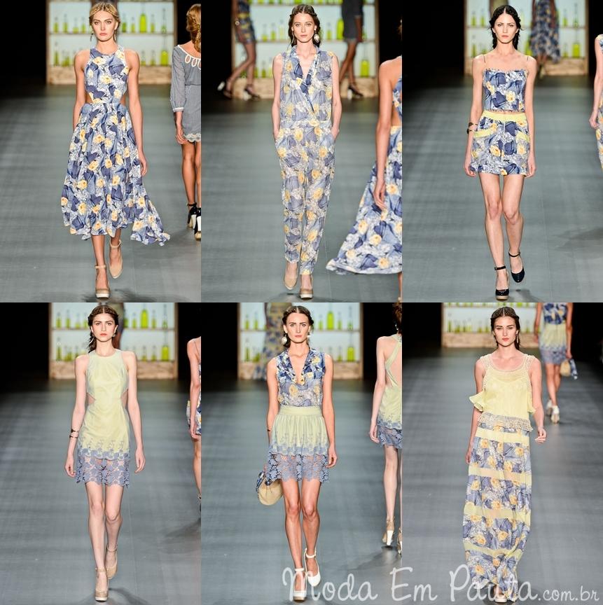 Nica Kessler - Fashion Rio Verão 2013