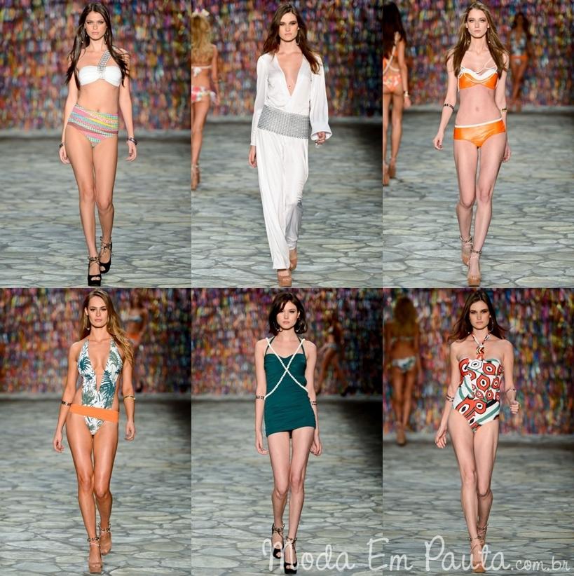 Poko Pano - Fashion Rio Verão 2013