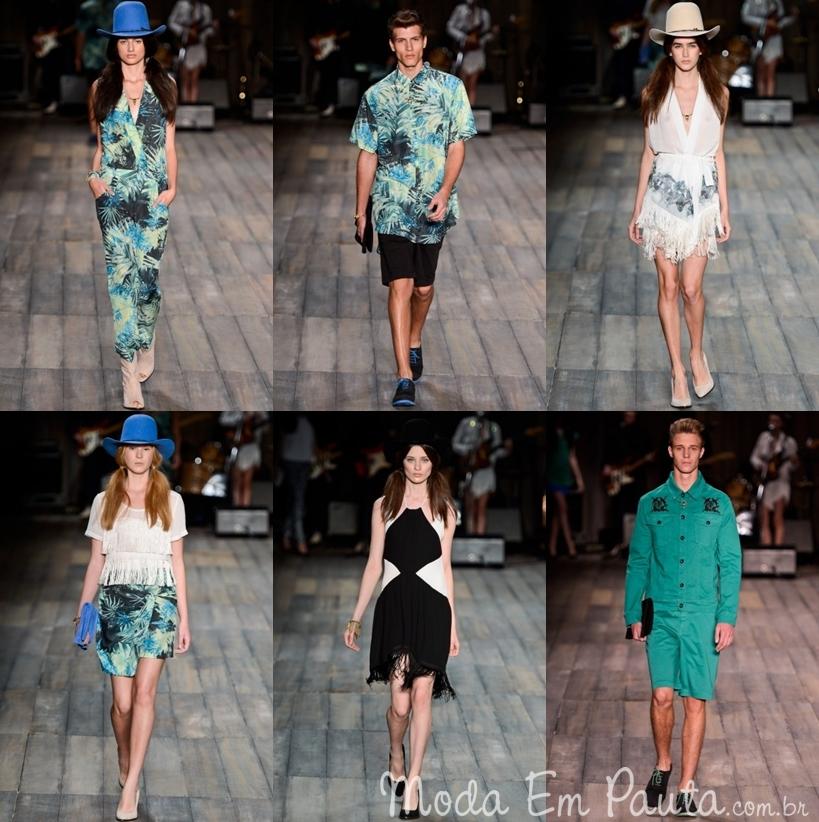 2nd Floor no Fashion Rio Verão 2013
