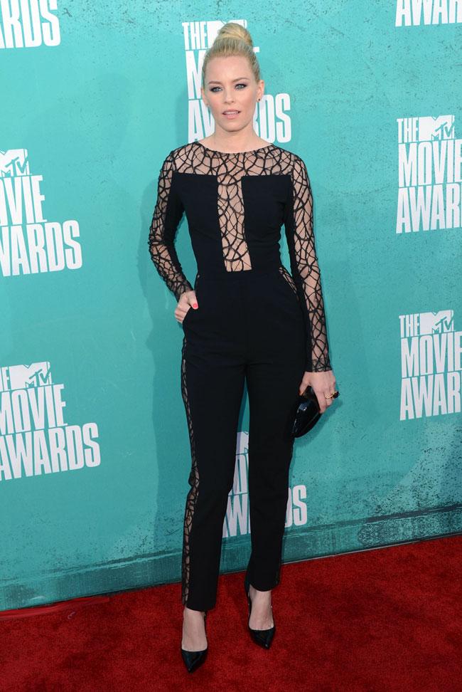 Elizabeth Banks - Look MTV Movie Awards 2012