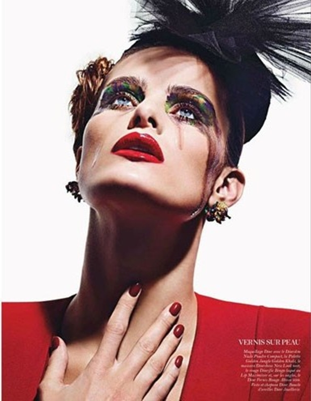 Isabeli Fontana - Vogue Paris