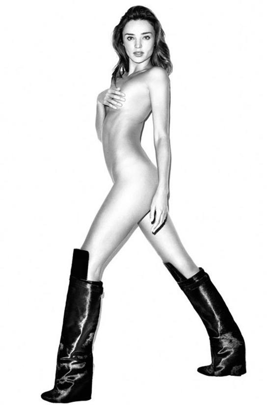 Miranda Kerr na Harper's Bazaar