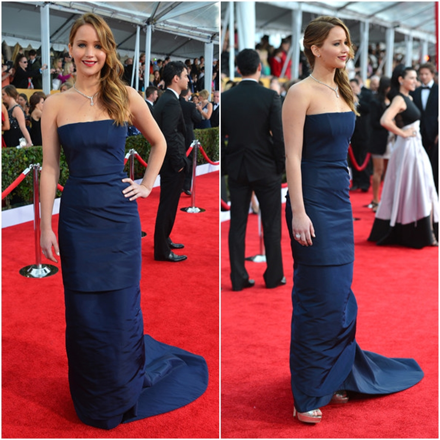 O Vestido Mais Comentado do SAG Awards