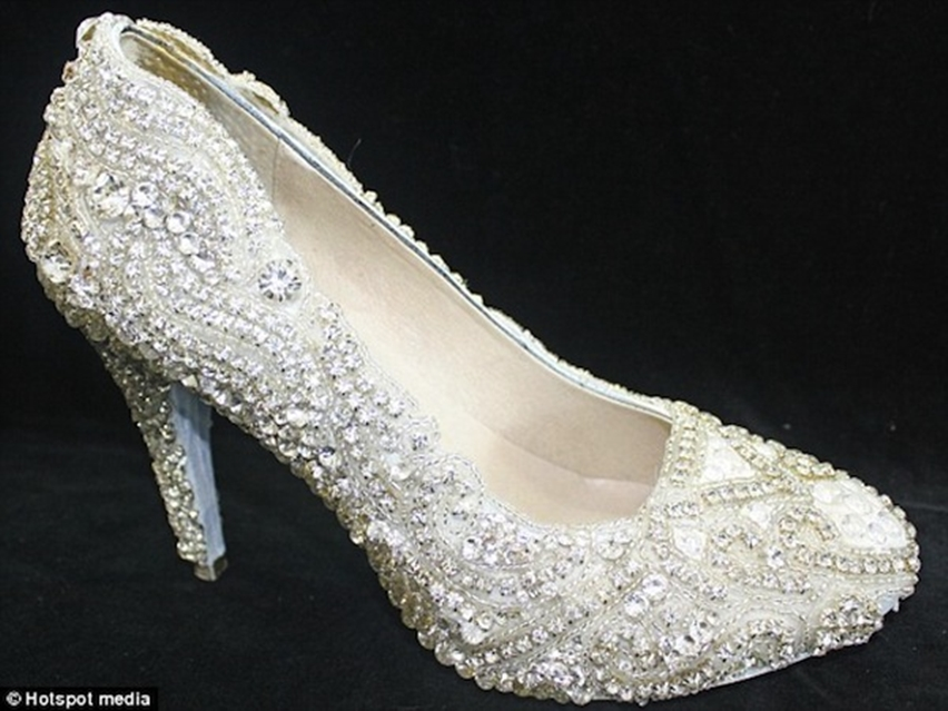 Sapato mais caro do mundo
